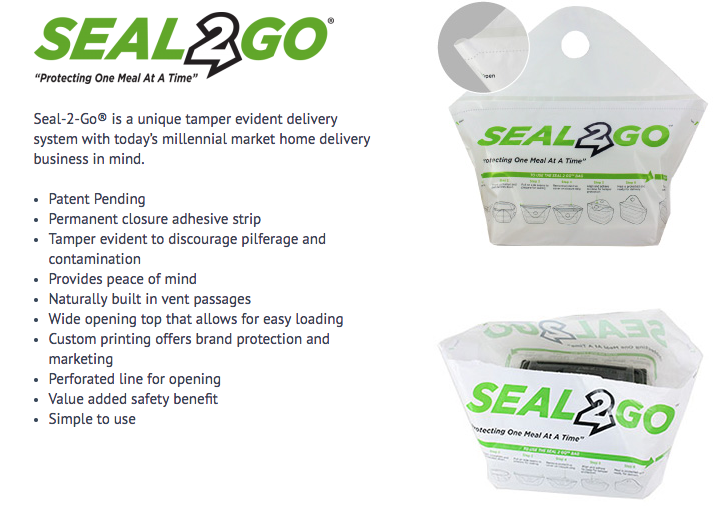 Seal2go containerSeal2go container